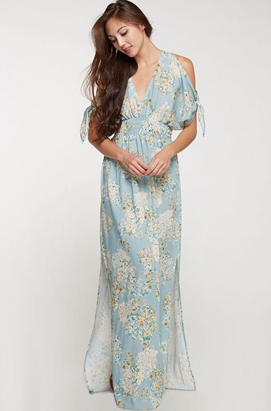 Flash Sale - Eloise Kimono Maxi Dress