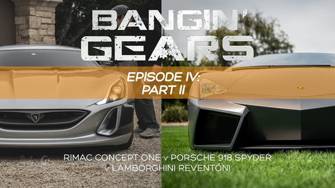 BANGIN' GEARS - EPISODE #04 - Part 2