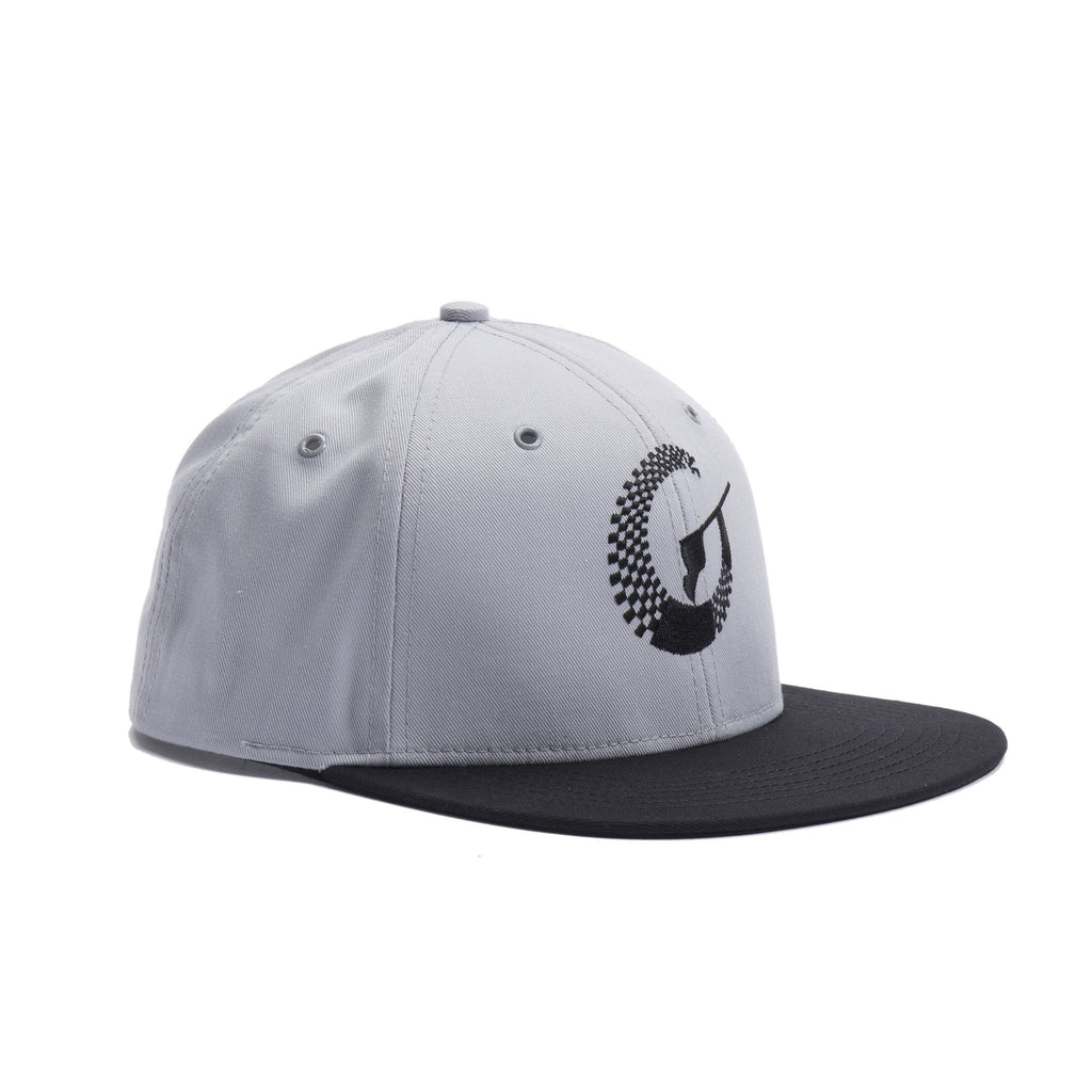 Absolute Hat - Grey/Black