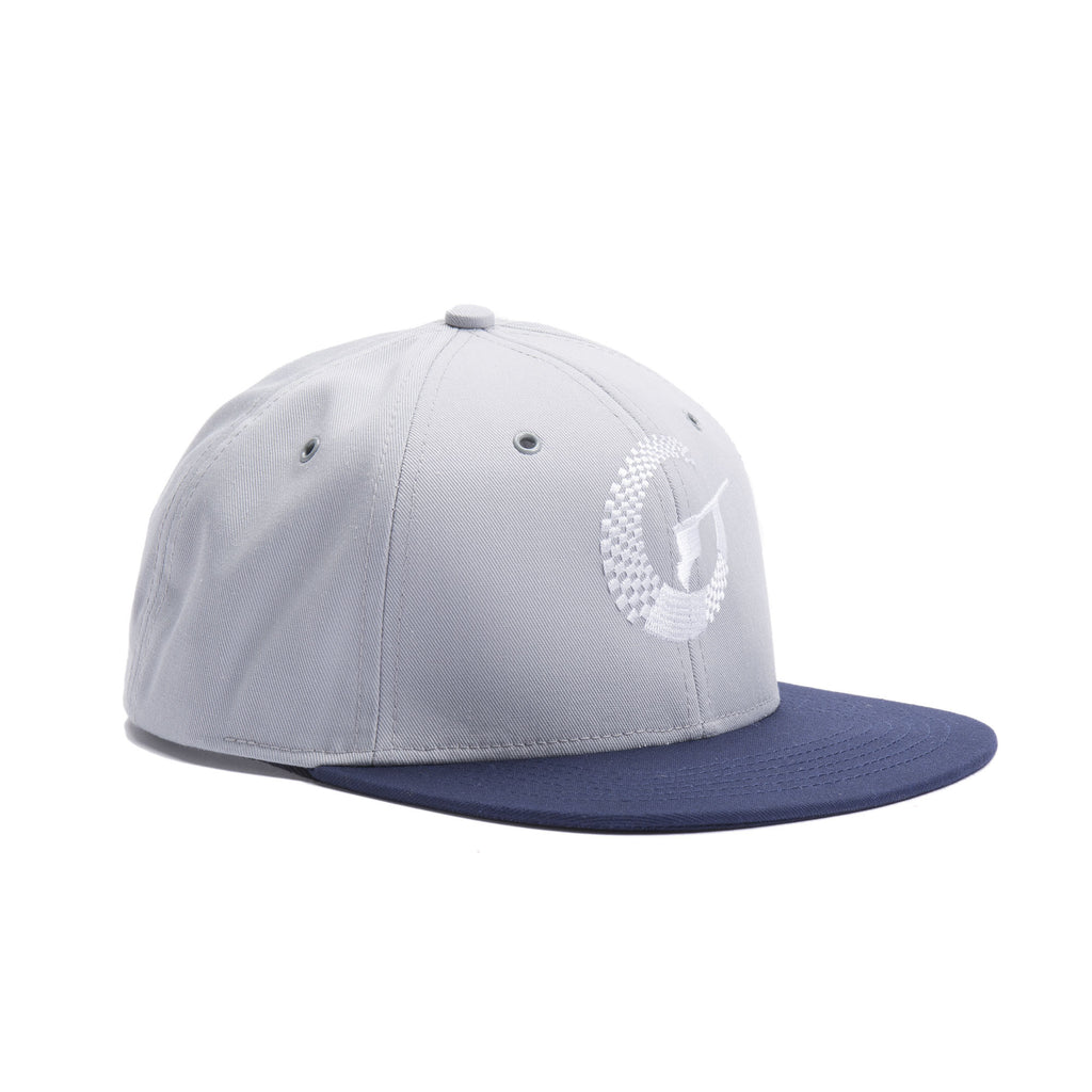 Absolute Hat - Grey/Navy