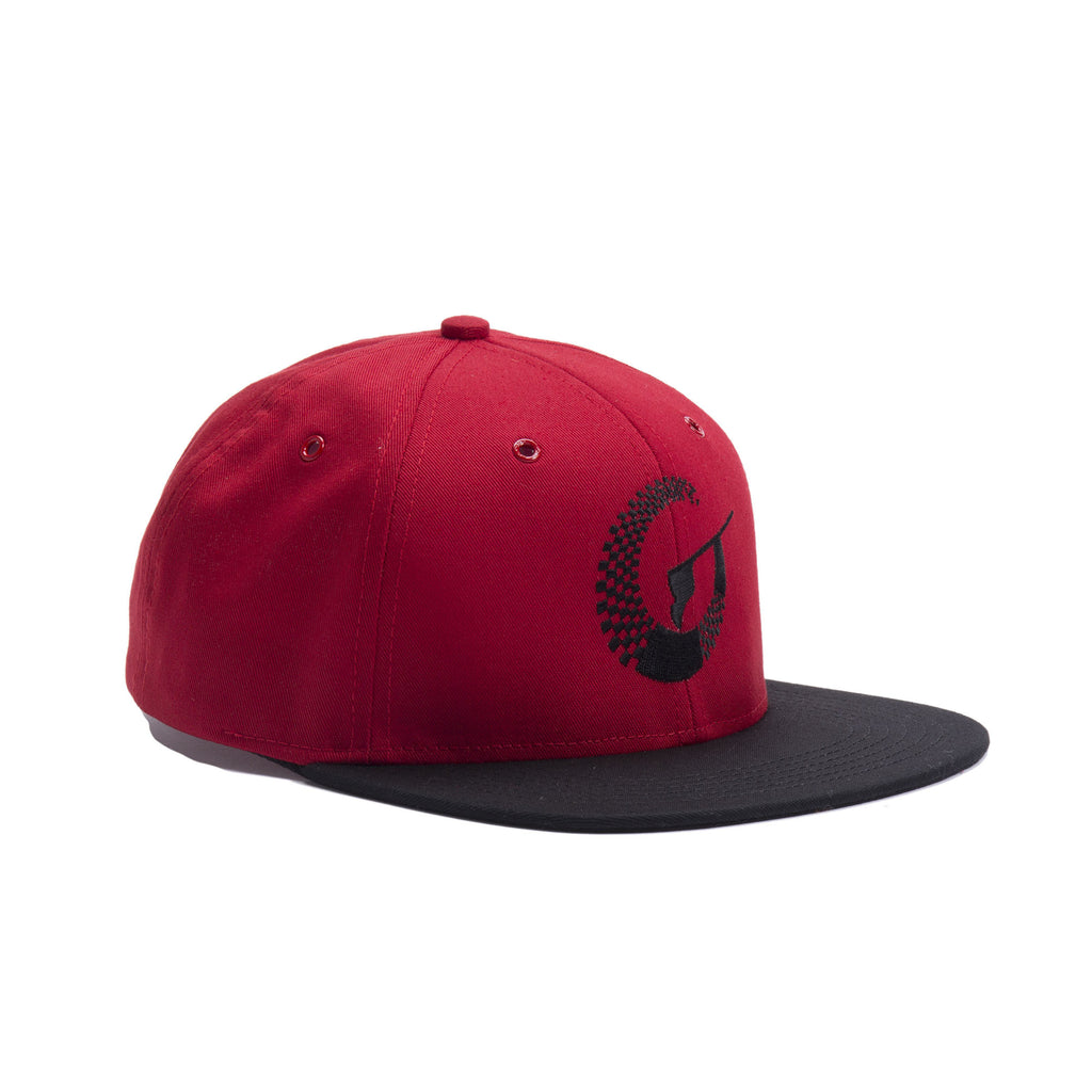 Absolute Hat - Red/Black
