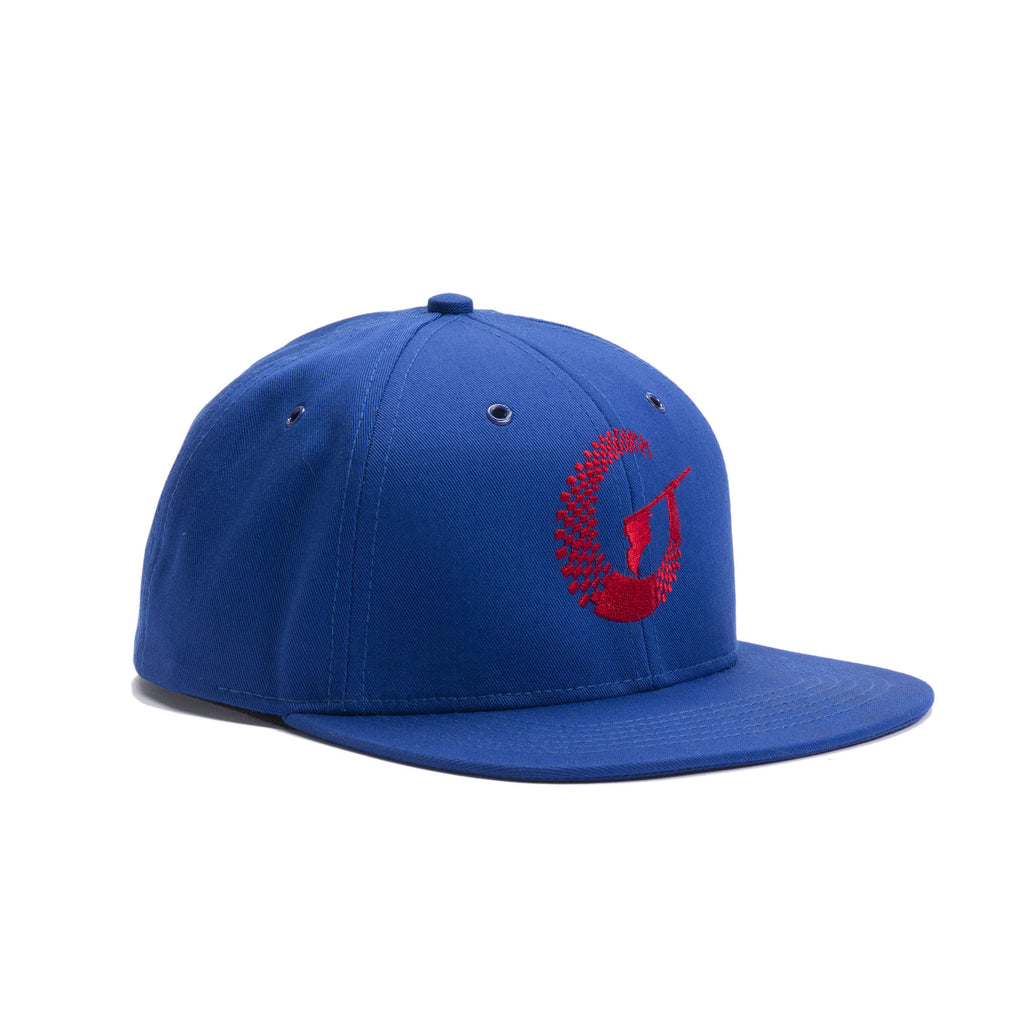 Absolute Hat - Royal/Red