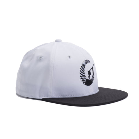 Absolute Hat - Silver/Black