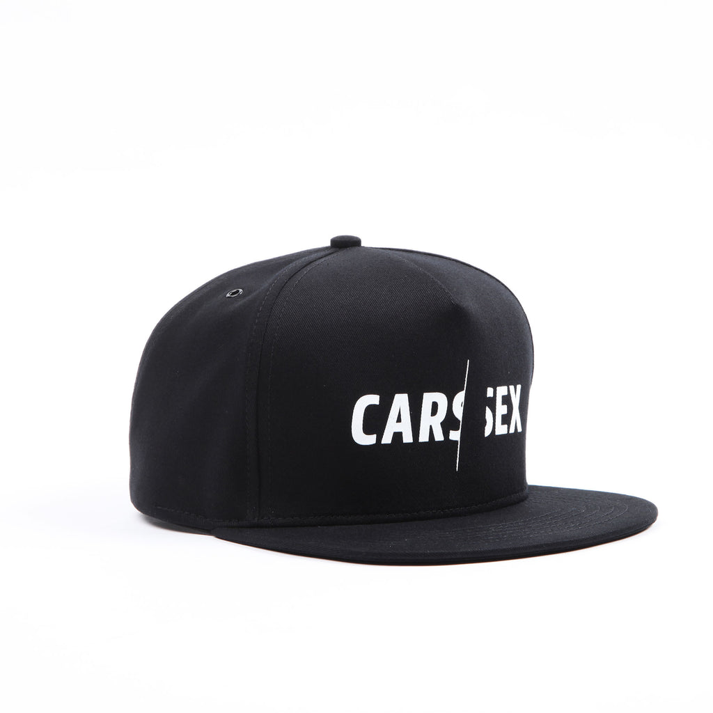 Carsex Hat - Black