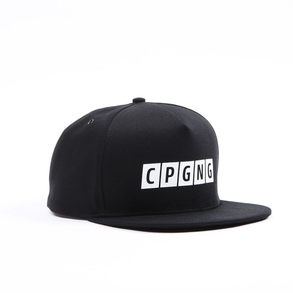 CPGNG Hat - Black