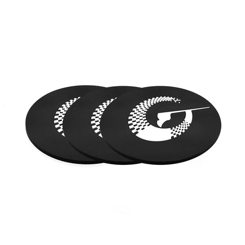 CupGang Coasters (Set of 3)