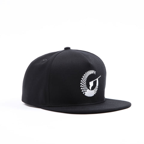 Forever Hat - Black/White