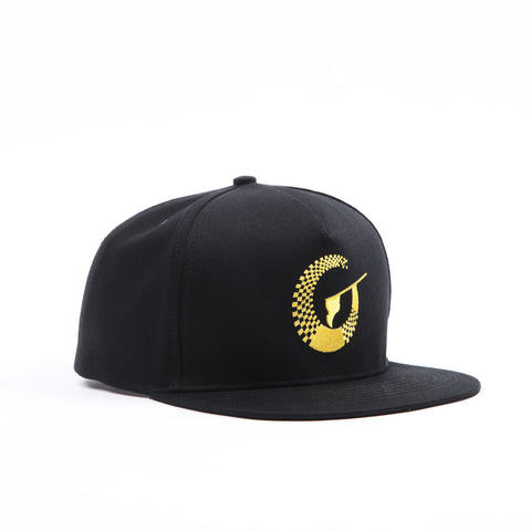 Forever Hat - Black/Gold