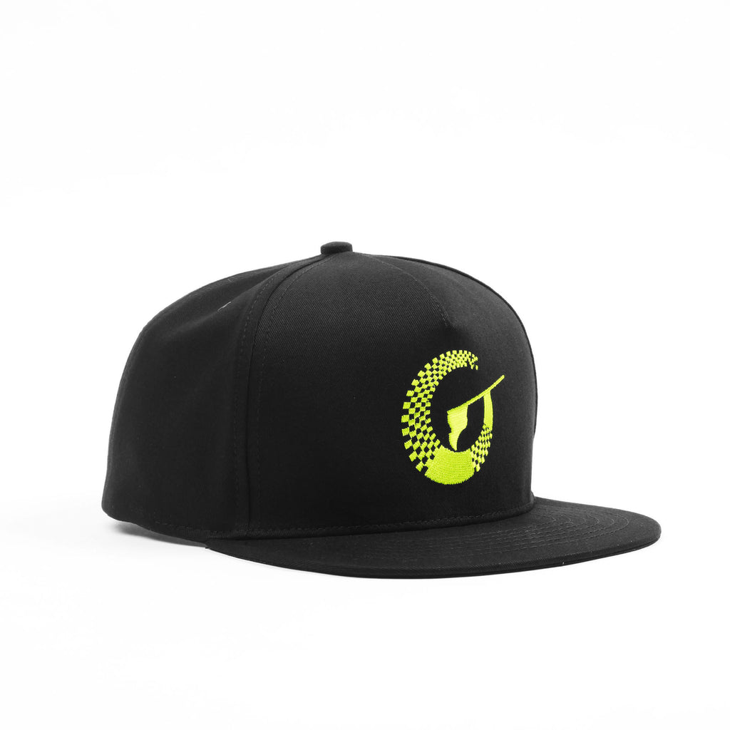 Forever Hat - Black/Salmondrin Green