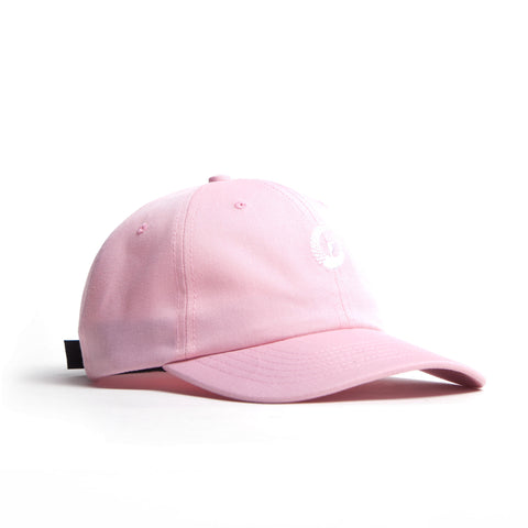Infinite (Dad Cap) - Infinite - Pink/White