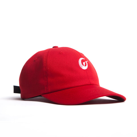 Infinite (Dad Cap) - Infinite - Red/White
