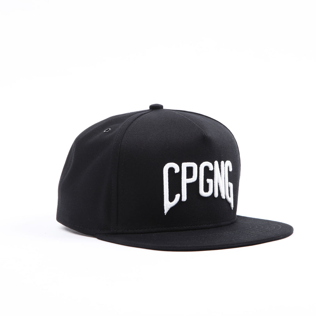 In Our Own Lane Hat - Black