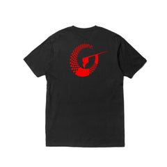 Inspire (T-shirt) - Black/Red