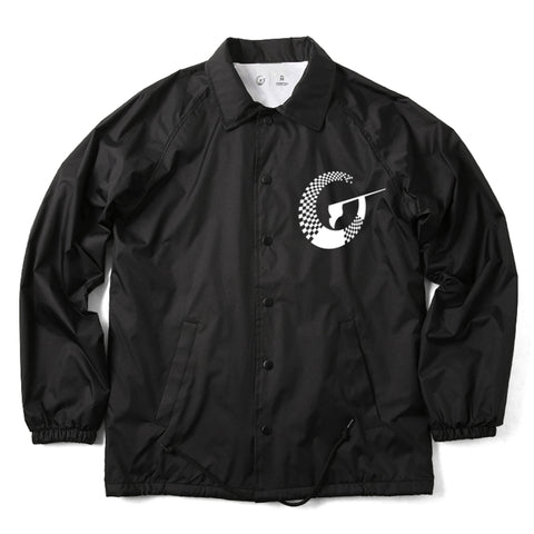 Inspire (Coach Jacket) - Black/White