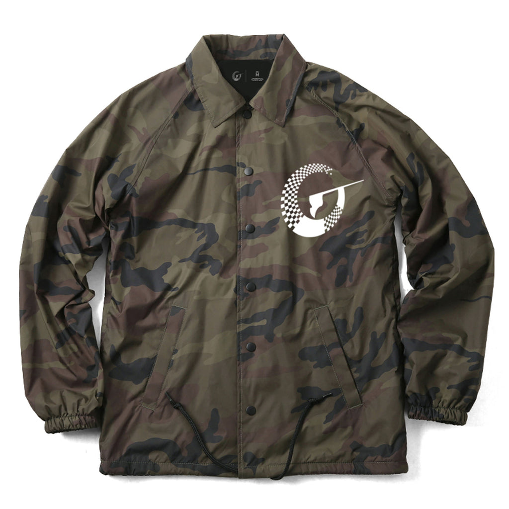 Inspire (Coach Jacket) - Camo/Black