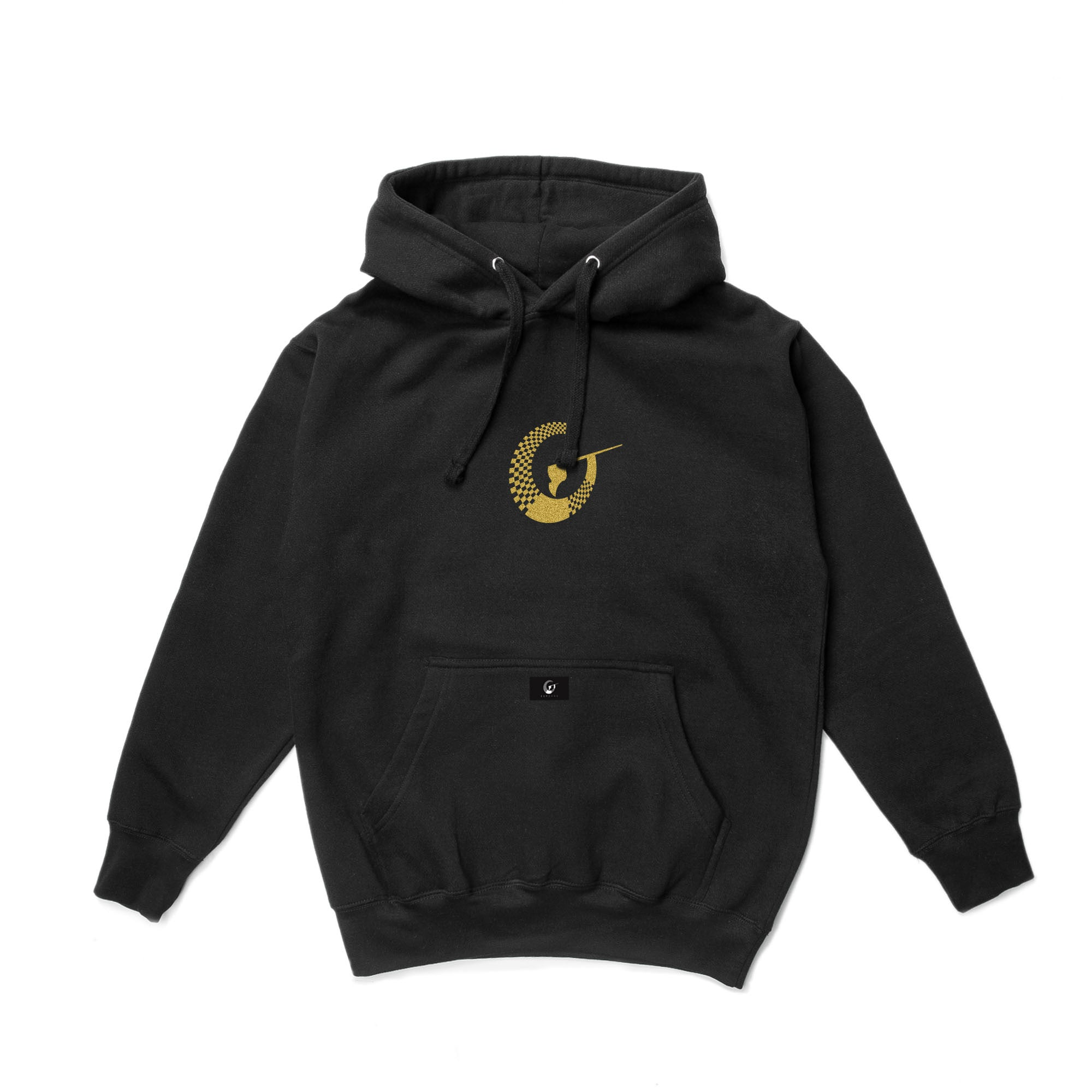 Inspire (Pullover) - Black/Metalic Gold