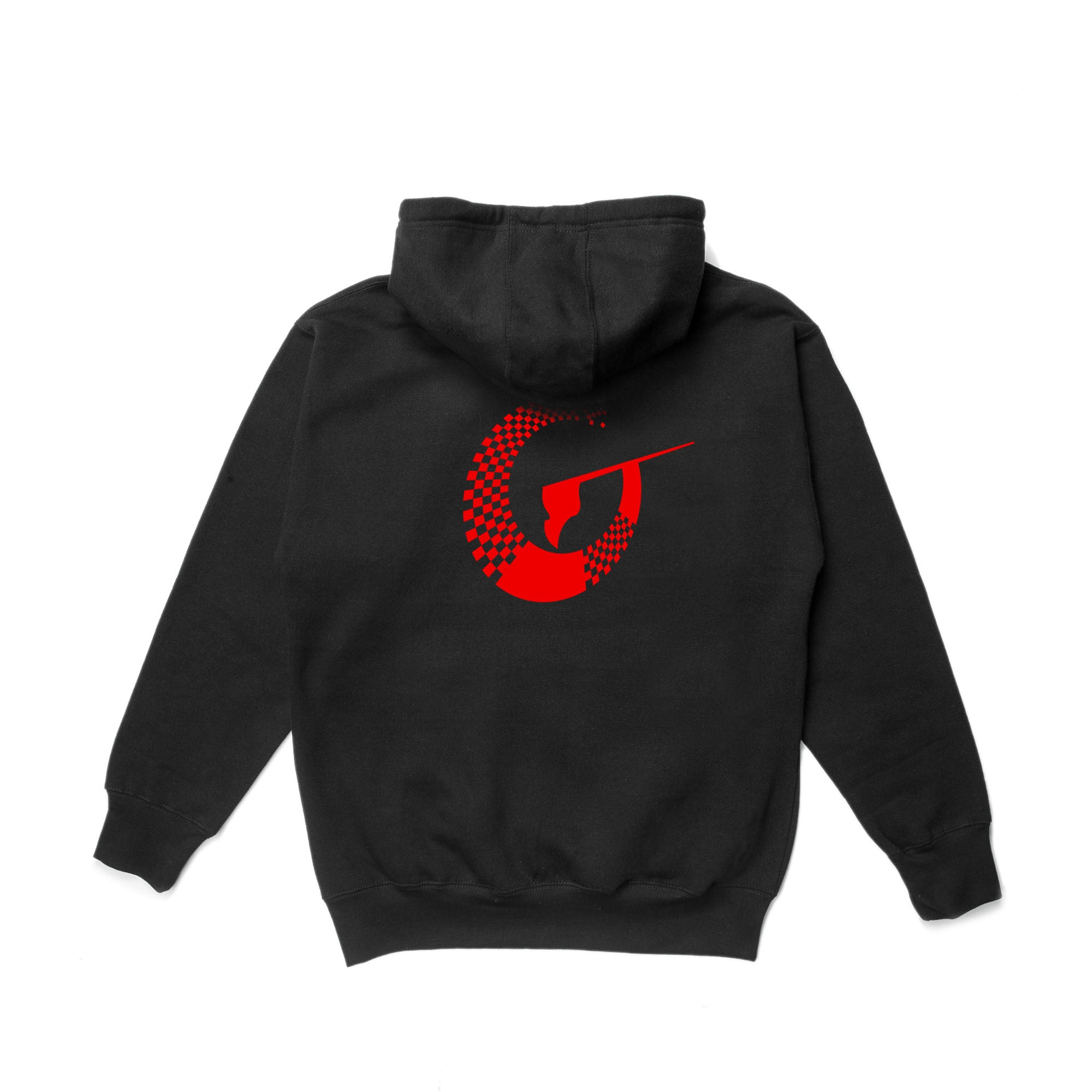 Inspire (Pullover) - Black/Red