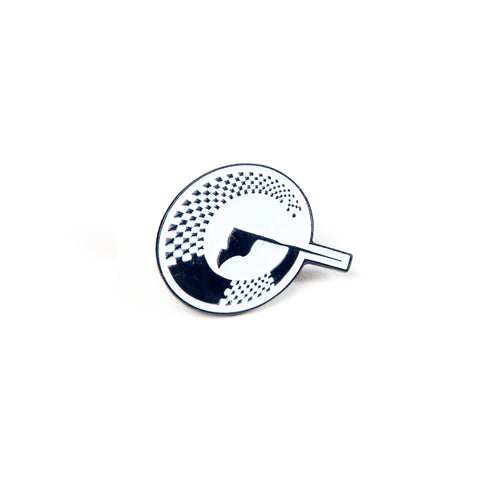 Forever - Black (Lapel Pin)