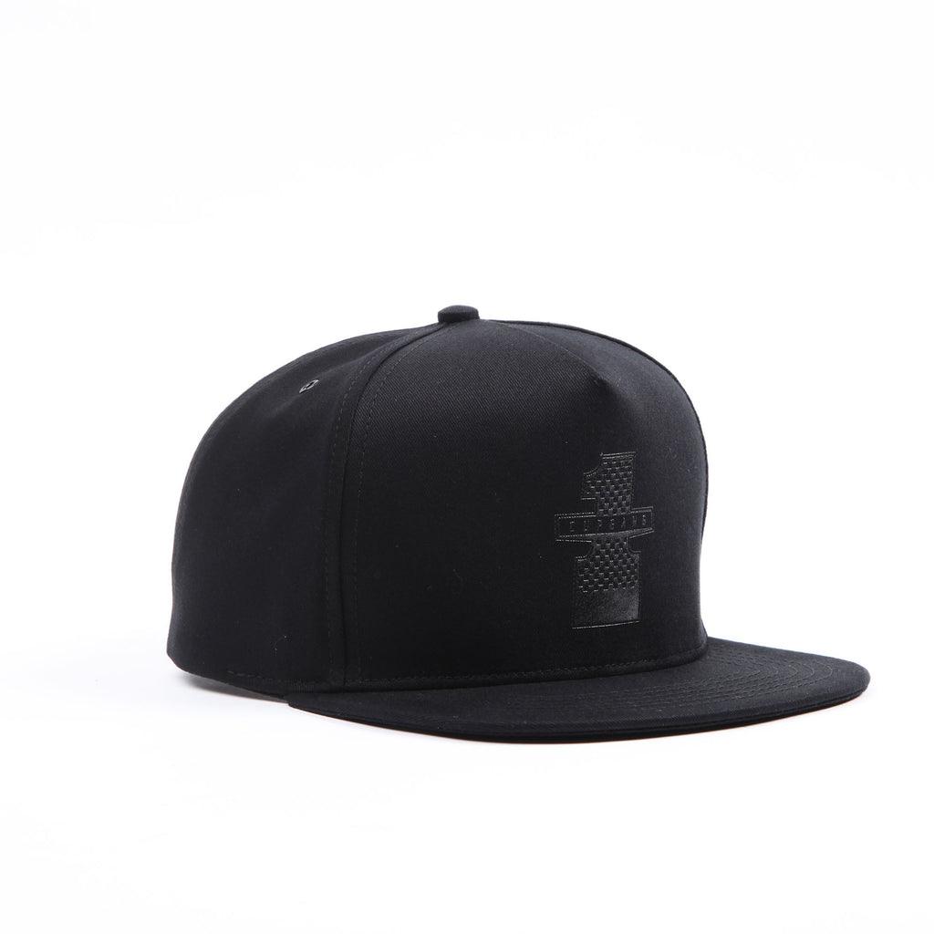 Ranked Hat - Black