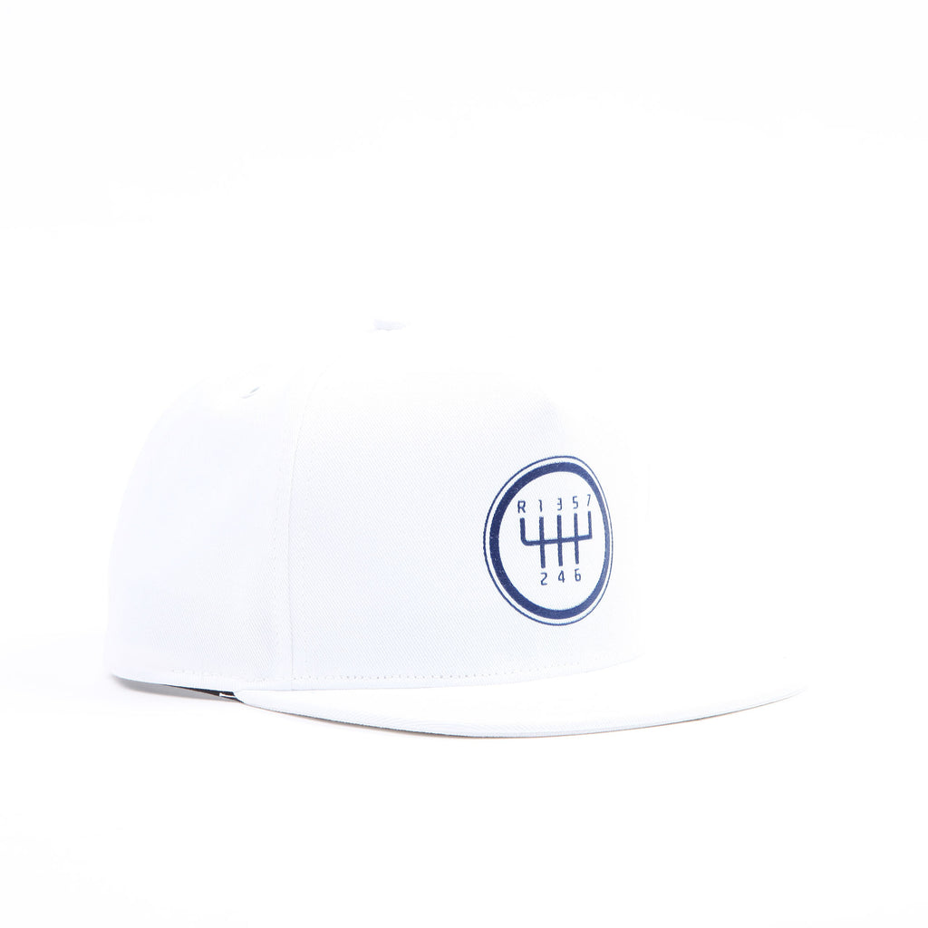 Shift Hat - White