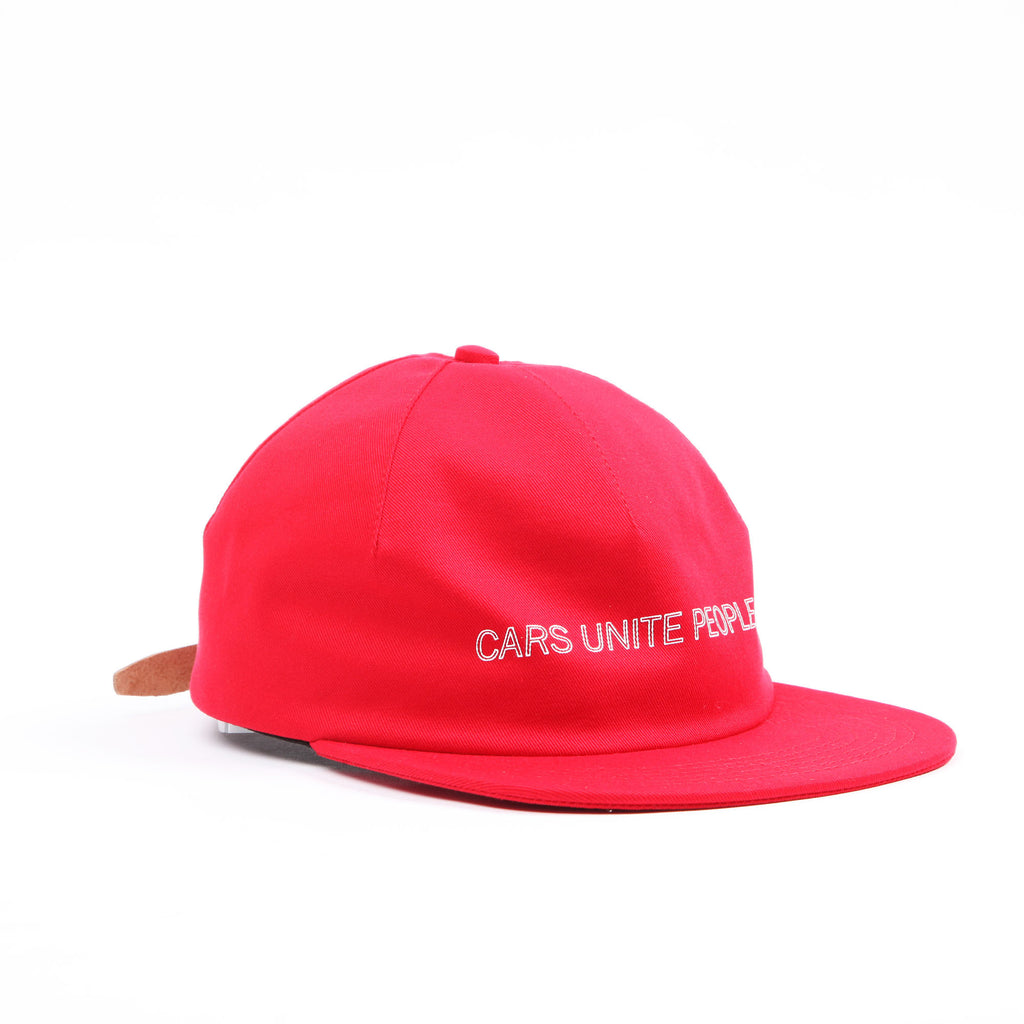 Truth Hat - Red