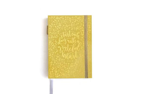 2019 Petite Planner in Grateful Heart