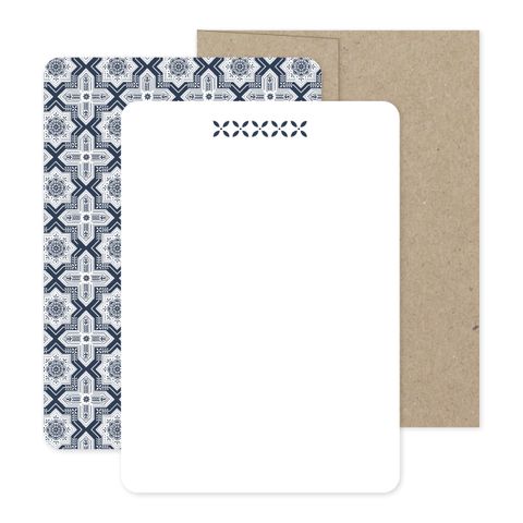 Catalina Stationery Set by Oh My Word Paperie