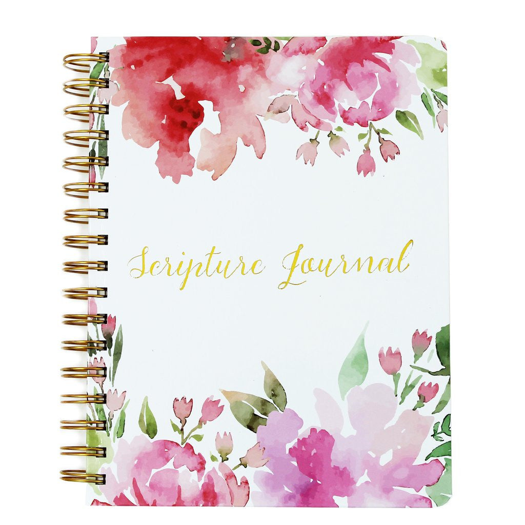 Embry Scripture Journal by Mary Square
