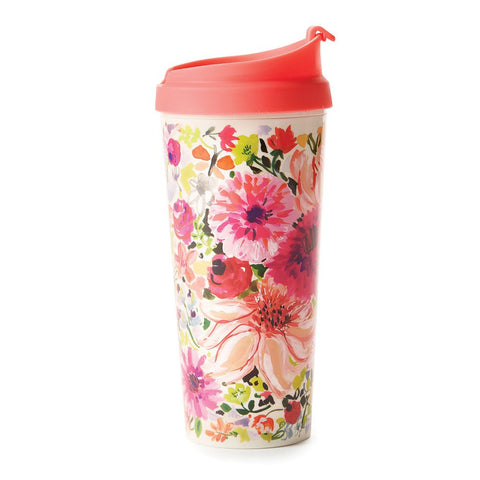 Dahlia Thermal Tumbler by Kate Spade