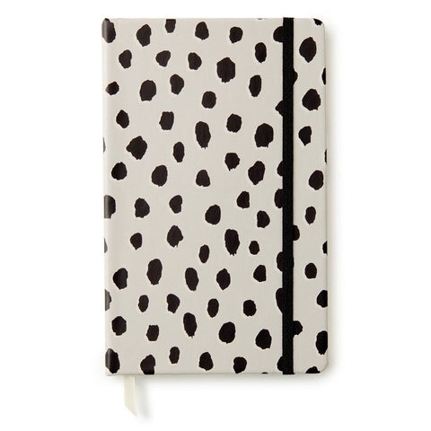 Flamingo Dot Notebook By Kate Spade