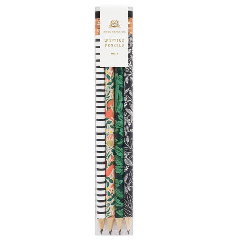 Folk Everyday Assorted Writing Pencils by Rifle Paper Co