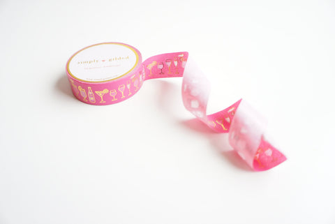 Girl's Night Out Washi Tape by Simply Gilded