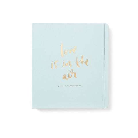 Love Is In The Air Bridal Planner by Kate Spade
