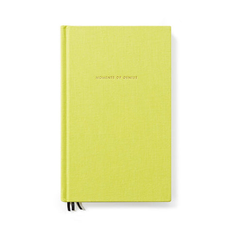 Moments of Genius Notebook by Kate Spade