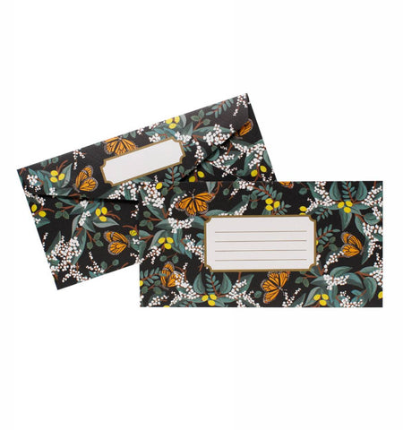 Monarch Envelope Set by Rifle Paper Co