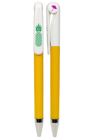 Pineapple Seven Year Pen by Seltzer