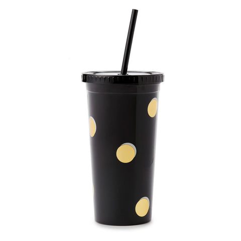 Scatter Dot Insulated Tumbler by Kate Spade