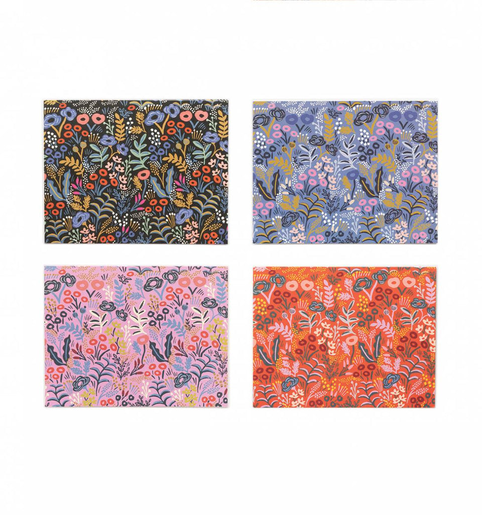 Tapestry Assorted Card Set by Rifle Paper Co