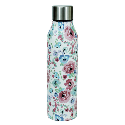 Wildflower Stainless Water Bottle 17oz. by Mary Square