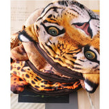 3D Big Cat Coin Purse - 3 Style Options