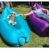 Fast inflatable bed Air Couch