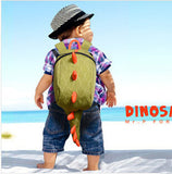 #1 Dinosaur Tot-pack Backpack