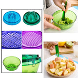 10-in-1 Rainbow Kitchen Gadget Collection