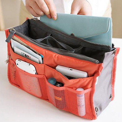 #1 Sporty Organizer Purse
