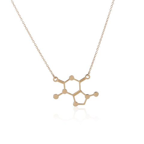 Love Caffeine? Wear the molecule!