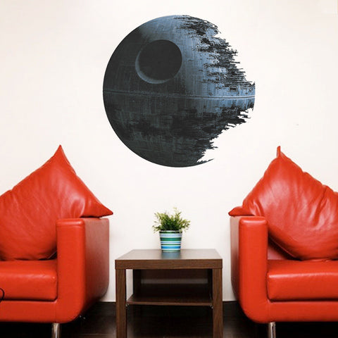 #1 Removable Death Star Wall Decal