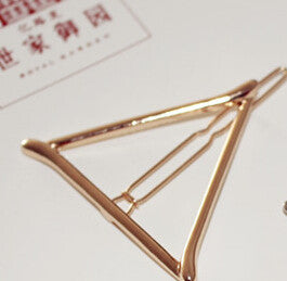 Triangle Hairpin, by Landfall