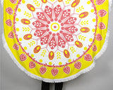 Bohemian Circle Beach Towel - 4 Styles to Pick From