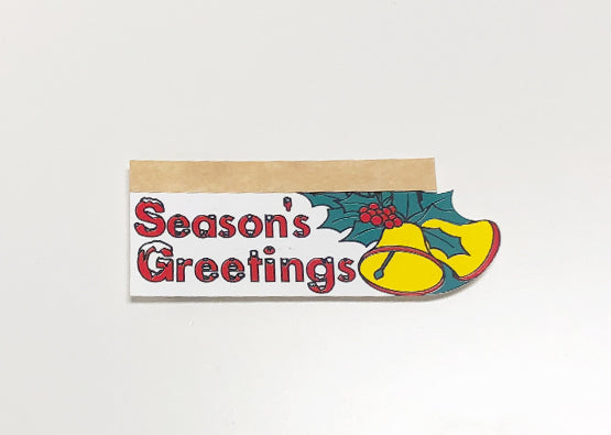 Season's Greetings Badge Talkers - 20 Pack