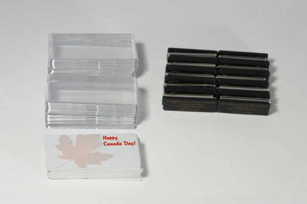 Badge Kit Canada Day Medium Plus 1.5x 3 Inkjet
